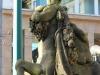 Statuen am Kasseler Rathaus